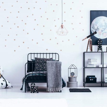 decoração temática para quartos